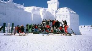Schneesportlager Dalaas